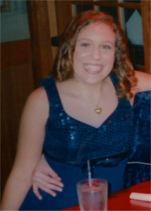 Homecoming when I was 15