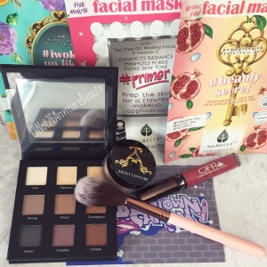 Boxycharm Downtown Charm box June 2017 Review