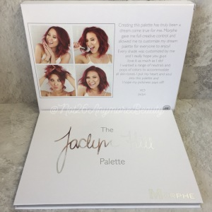 JaclynHillxMorphe palette Jaclyn Hill Morphe palette honest fan review with swatches