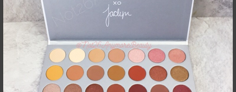 JaclynHillxMorphe Jaclyn Hill Morphe palette honest review and swatches