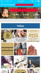Follow unfollow instagram app accounts with thousands of followers tend to unfollow quickly