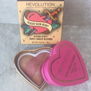 Makeup Revolution Blushing Hearts Blusher
