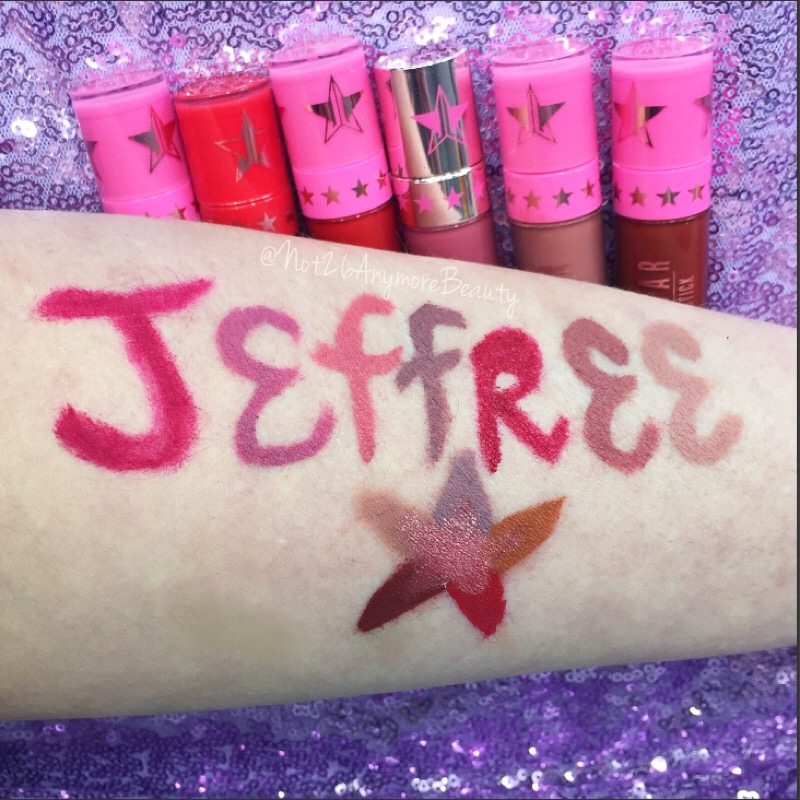 Jeffree Star Cosmetics Velour Liquid Lipstick
