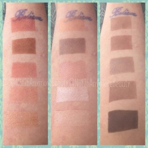 Makeup Revolution Newtrals vs Neutrals palette