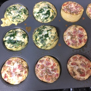 Egg muffin recipe from Gauge Girl Training 6 week shred